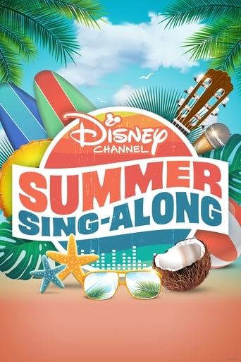 Poster of Disney Channel Summer Sing-Along