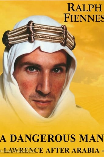 Poster of A Dangerous Man: Lawrence After Arabia