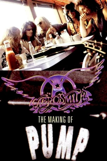 Poster of Aerosmith - The Making of Pump
