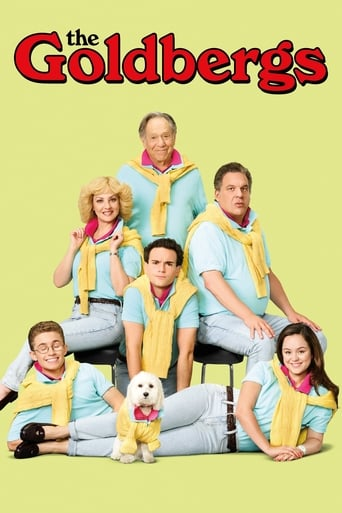 Poster of Die Goldbergs
