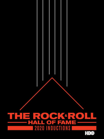 Poster of The Rock & Roll Hall of Fame 2020 Inductions