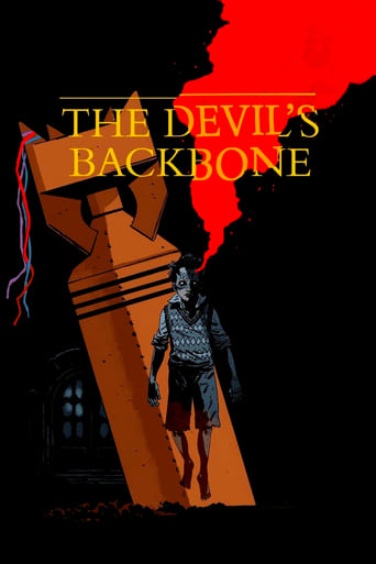 Poster of The Devil's Backbone