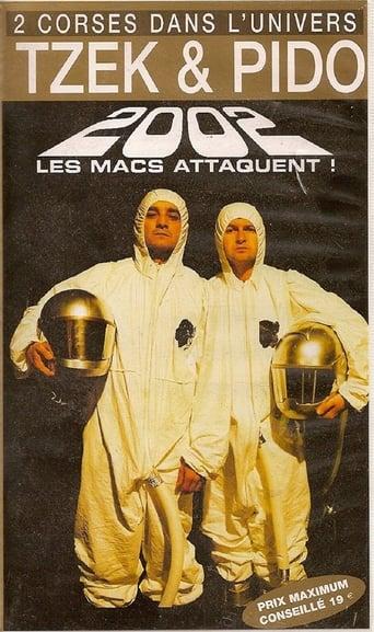 Poster of Tzek et Pido Les Macs Attaquent !