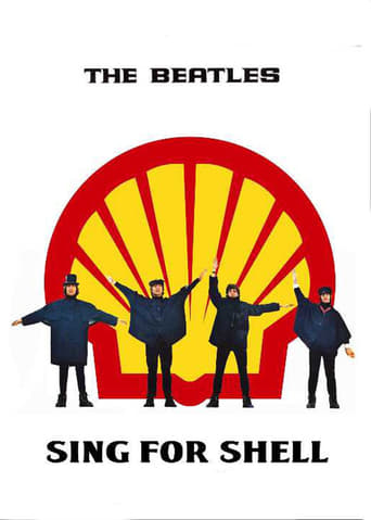 Poster of The Beatles Sing for Shell