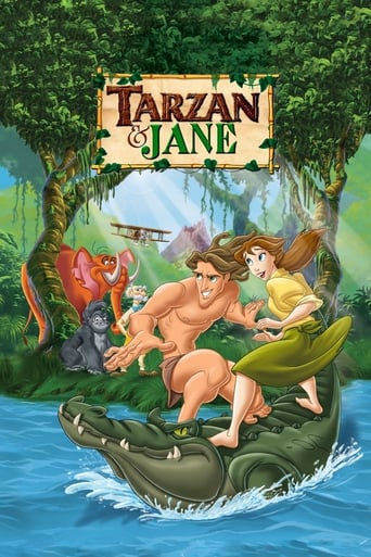 Poster of Tarzan & Jane