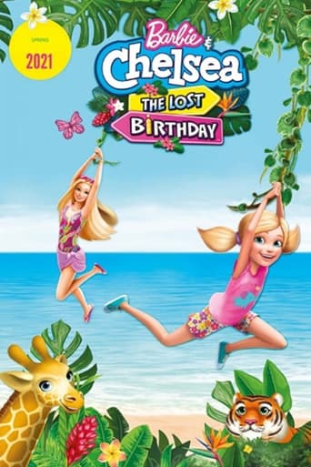 Poster of Barbie & Chelsea the Lost Birthday