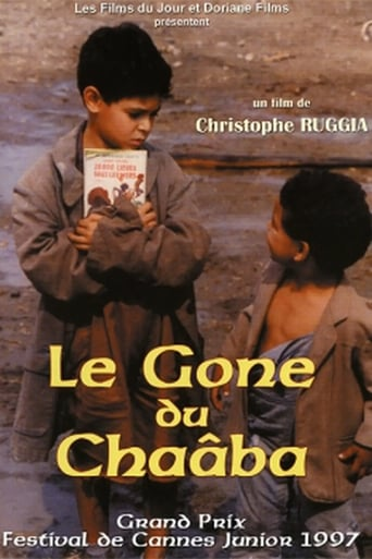 Poster of The Kid from Chaaba