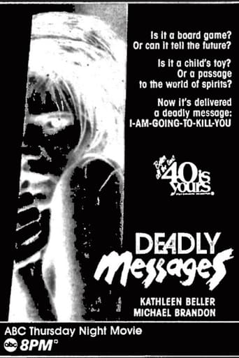 Poster of Deadly Messages