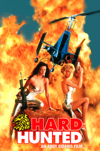 Poster of Hard Hunted