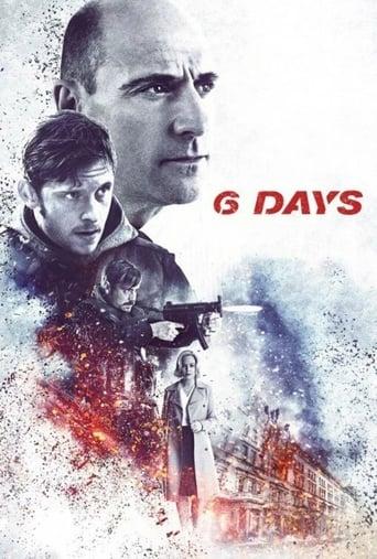 Filmposter von 6 Days