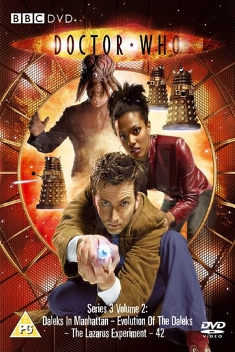Poster of Doctor Who: Daleks in Manhattan