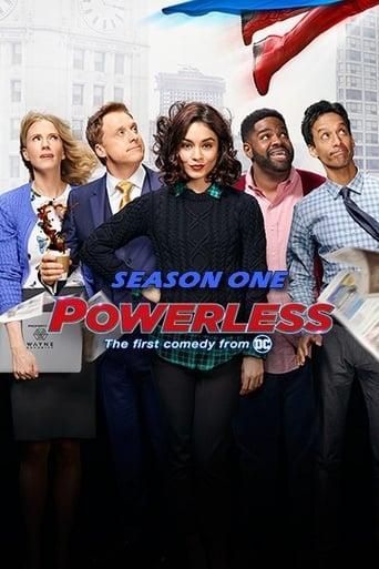 Bejėgiai / Powerless (2017) 1 Sezonas LT SUB