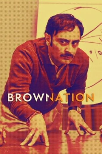 Poster of Brown Nation