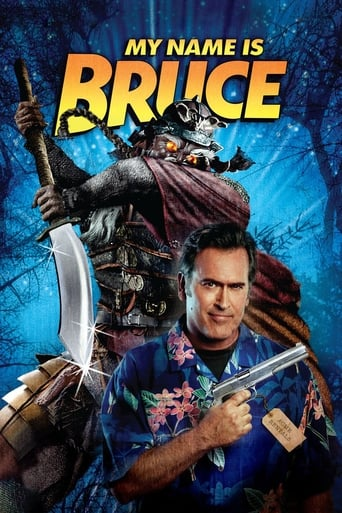 Poster of My Name Is Bruce