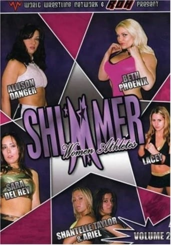 Poster of SHIMMER Women Athletes Volume 2