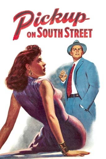 Poster of Pickup on South Street