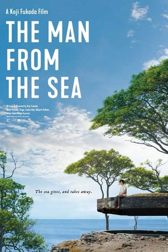Poster of The Man from the Sea