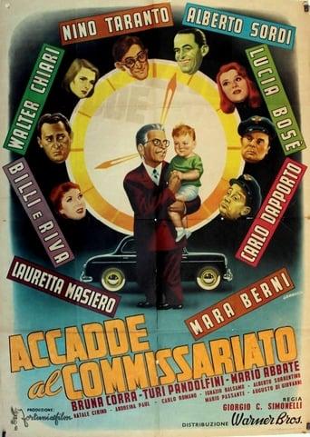 Poster of Accadde al commissariato