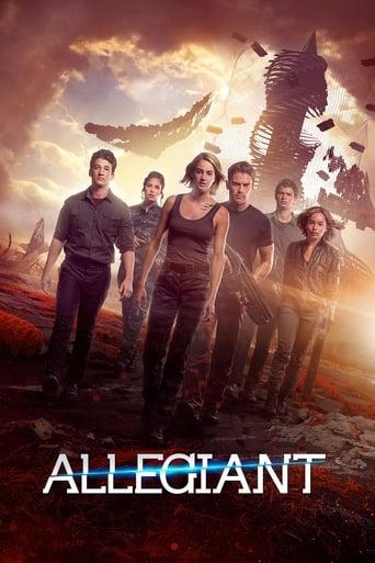 Poster of Allegiant
