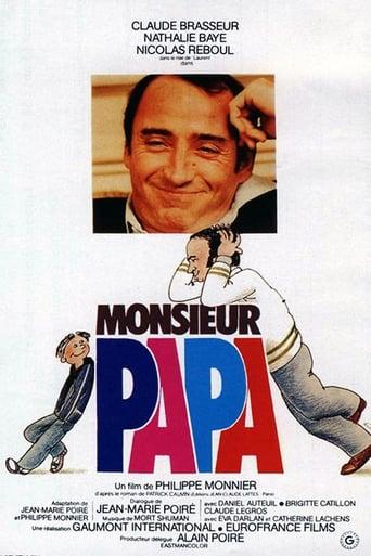 Poster of Monsieur Papa