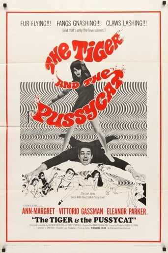 Poster of The Tiger and the Pussycat