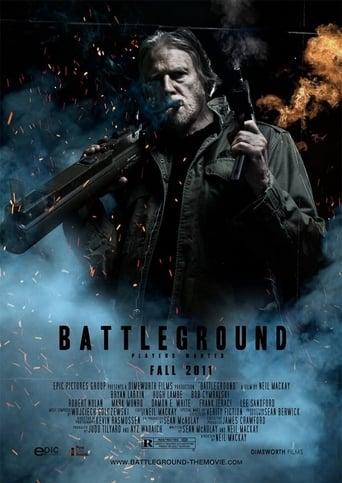 Poster of Battleground