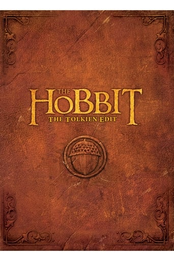 Poster of The Hobbit - The Tolkien Edit