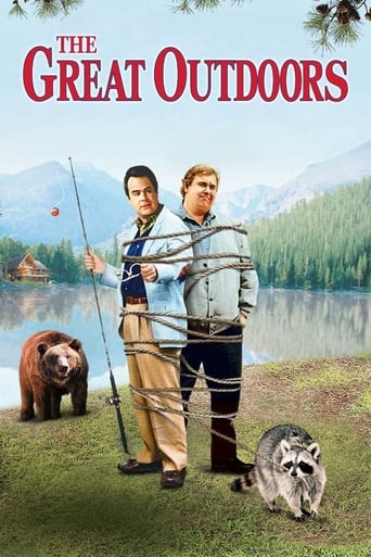Poster of The Great Outdoors