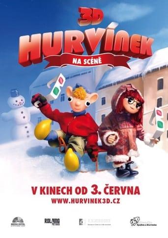 Poster of Hurvínek na scéně