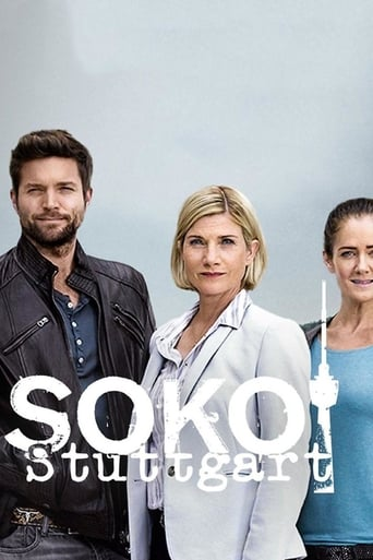 Poster of SOKO Stuttgart