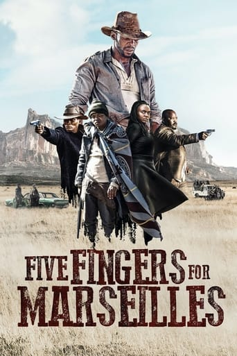 Poster of Five Fingers for Marseilles
