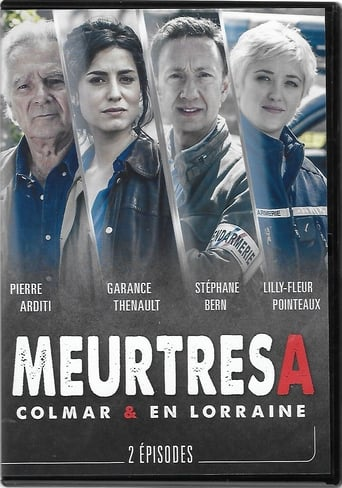 Poster of Meurtres à colmar