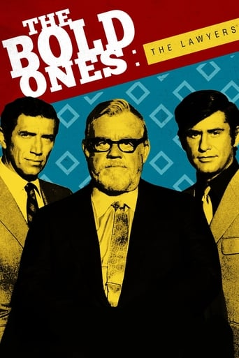 Poster of The Bold Ones: The Lawyers