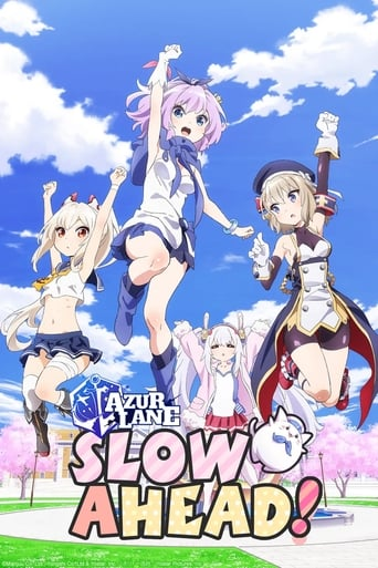 Poster of Azur Lane: Slow Ahead!