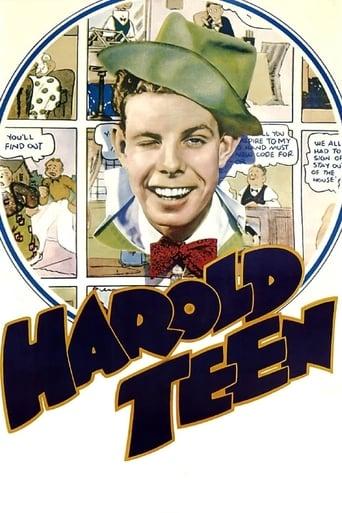 Poster of Harold Teen