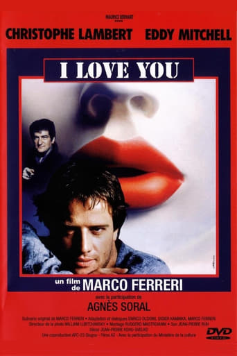 Poster of I Love You