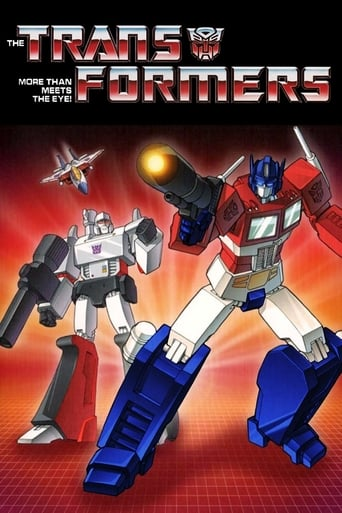 The Transformers poster