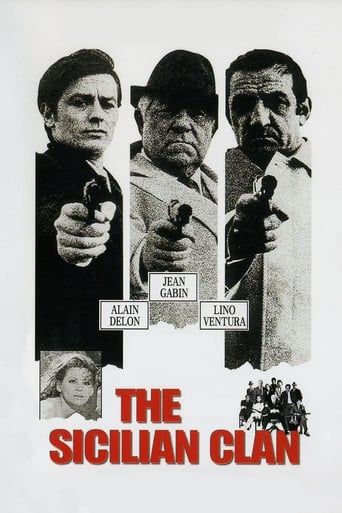 Poster of The Sicilian Clan