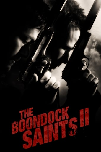 Poster of The Boondock Saints II: All Saints Day