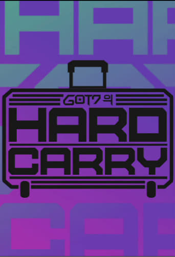 Poster of GOT7's Hard Carry