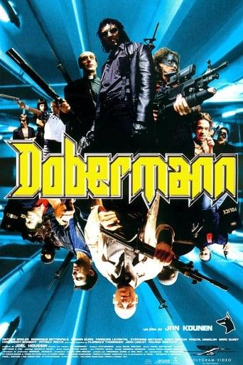 Poster of Dobermann