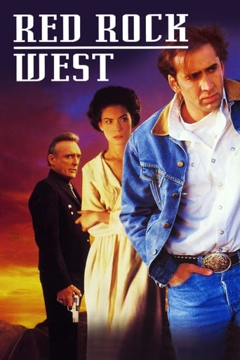 Poster of Red Rock West