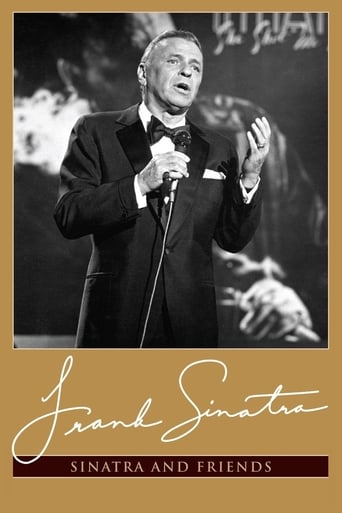 Poster of Sinatra and Friends