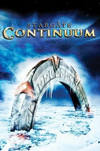 Poster of Stargate: Continuum