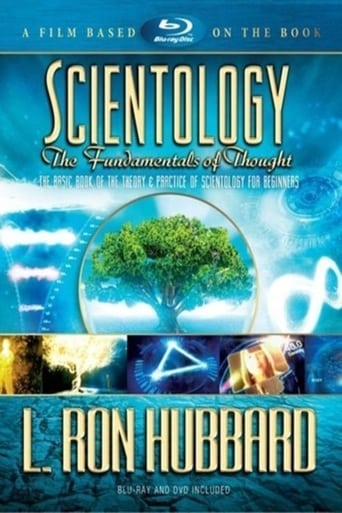 Poster of Scientology: The Fundamentals of Thought