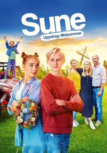 Poster of Sune - Mission Midsummer