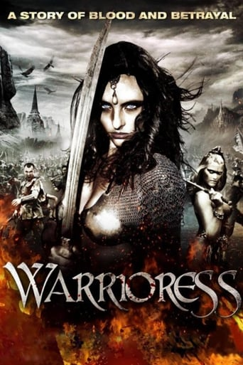 Poster of Warrioress