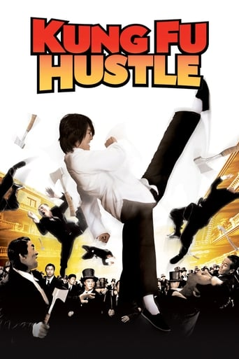 Poster of Kung Fu Hustle