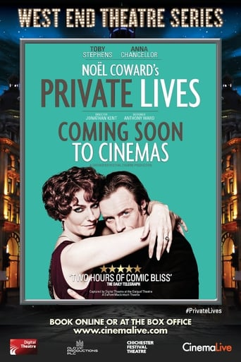 Poster of West End Theatre Series: Private Lives