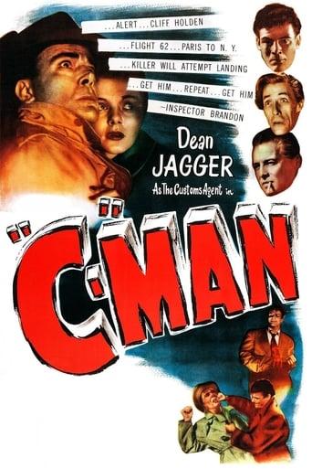Poster of C-Man